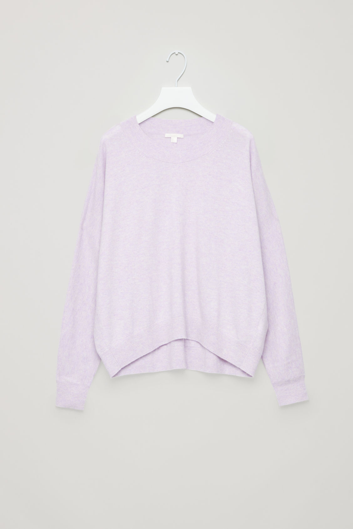 Front image of Cos  in purple