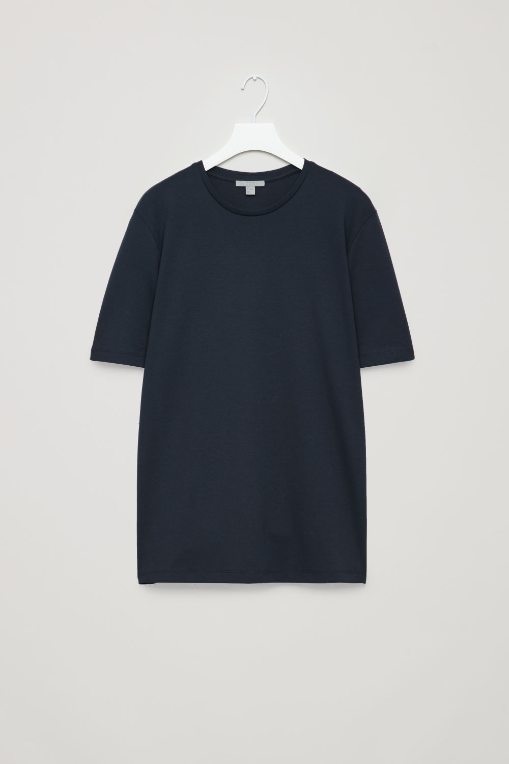 MERCERISED COTTON T-SHIRT