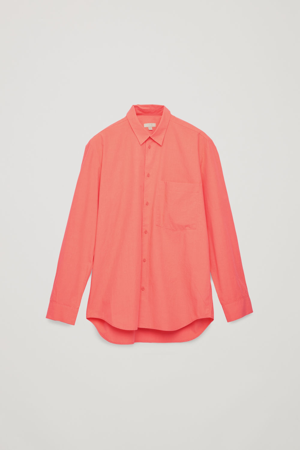 COTTON SHIRT WITH POCKET