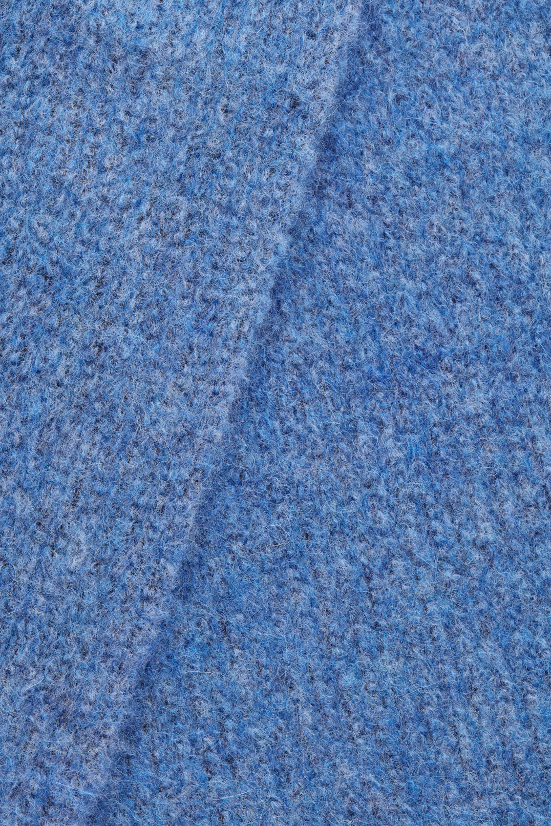 Side image of Cos  in blue