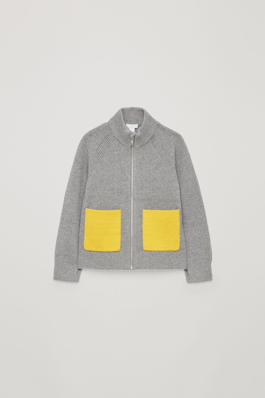 Front image of Cos  in grey