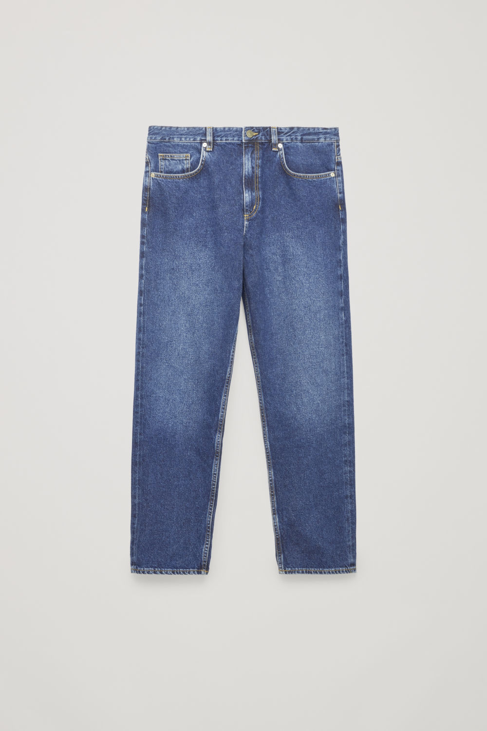 SELVEDGE RELAXED LEG JEANS