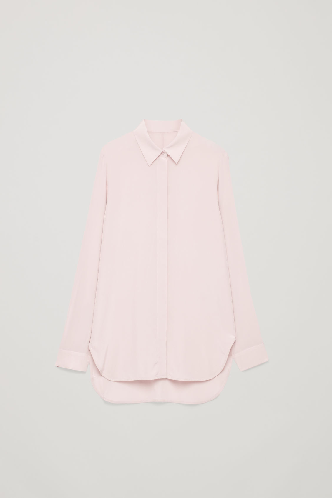 Front image of Cos  in pink