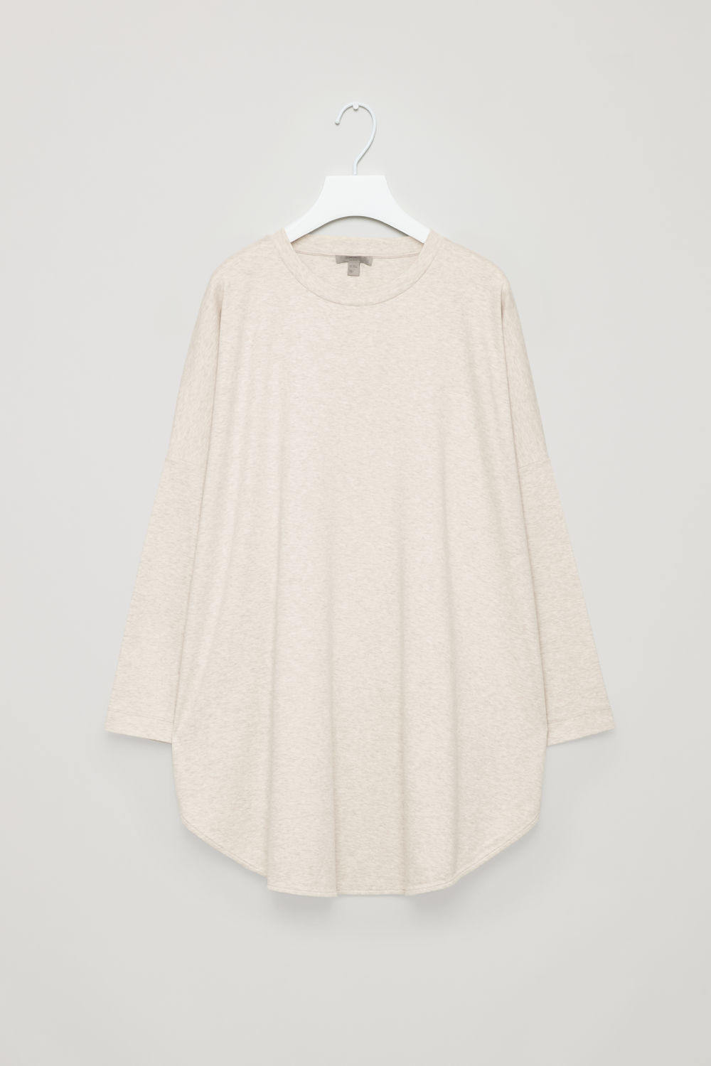 COCOON JERSEY TOP