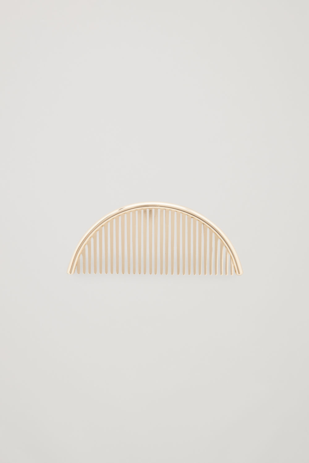 CURVED HAIR COMB