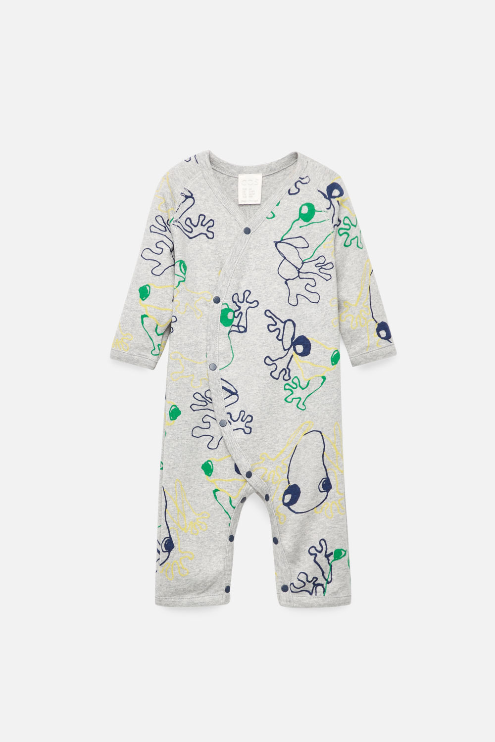 FROG PRINT ORGANIC-COTTON GROW