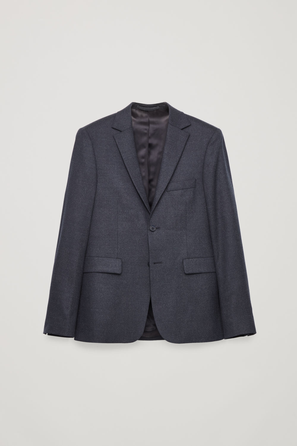 SLIM-FIT WOOL BLAZER