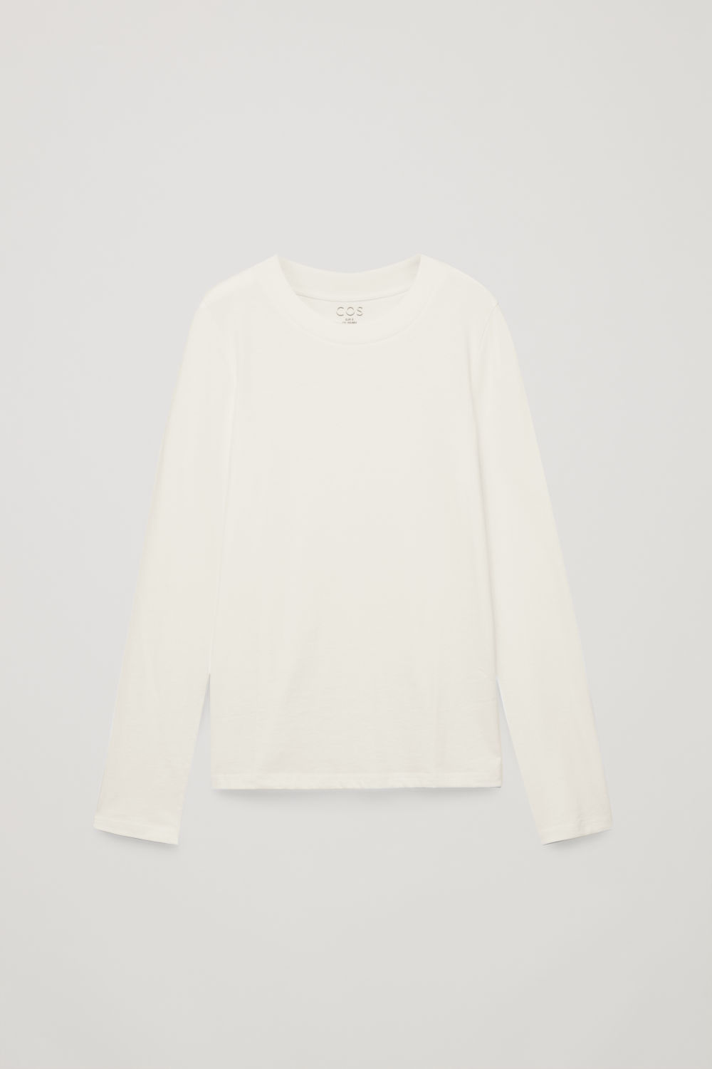 JERSEY LONG-SLEEVED TOP