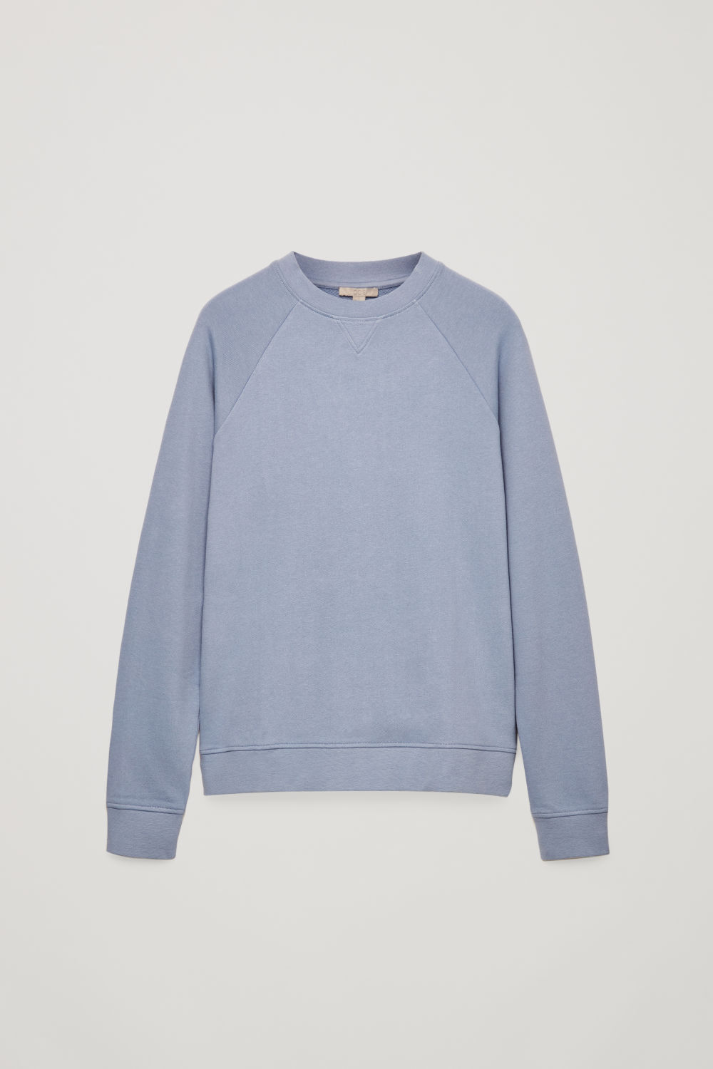 RELAXED JERSEY SWEATSHIRT