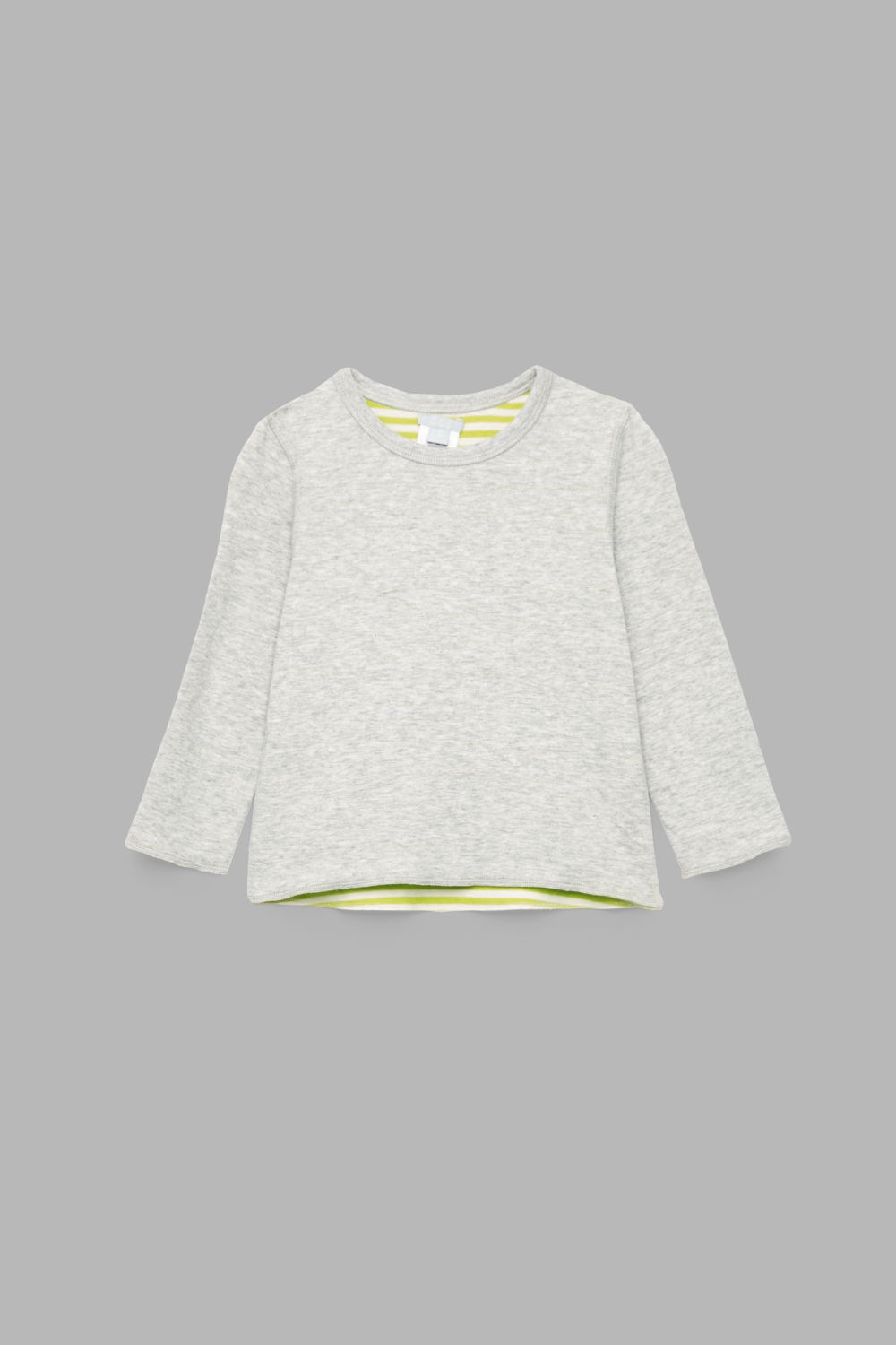 REVERSIBLE ORGANIC-COTTON TOP