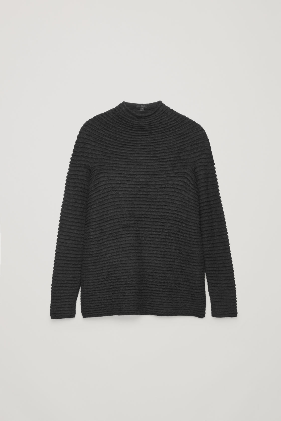 Front image of Cos  in black