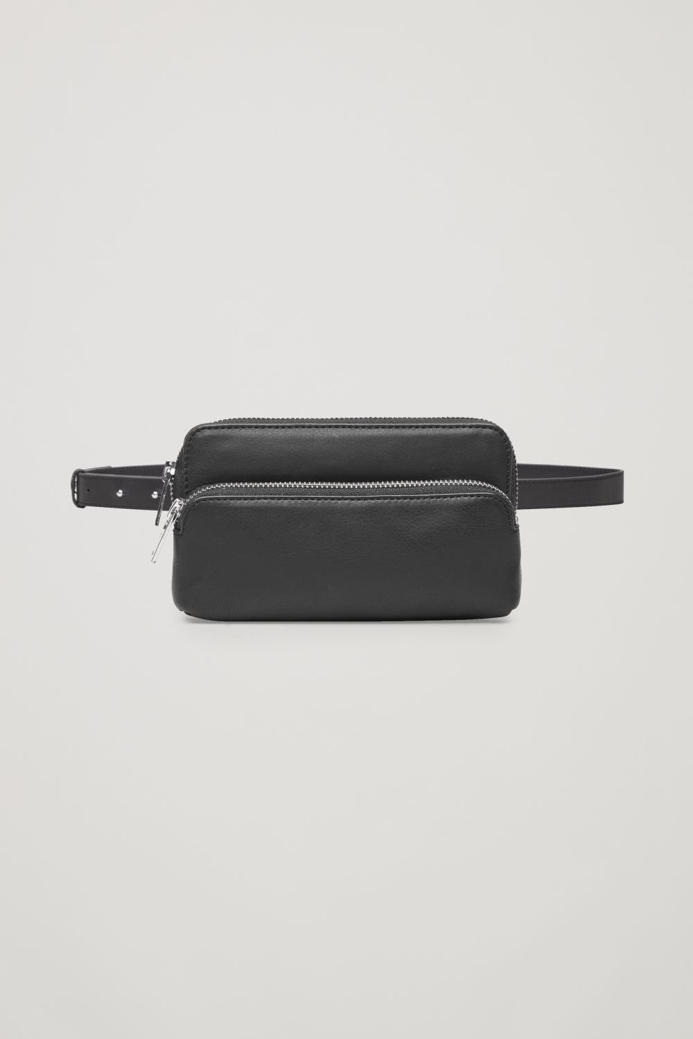 LEATHER PURSE BELT BAG