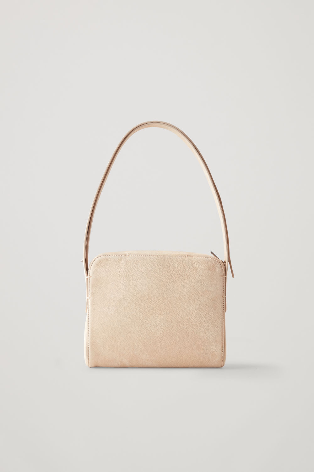 39e2c022935b NUBUCK LEATHER SHOULDER BAG ...