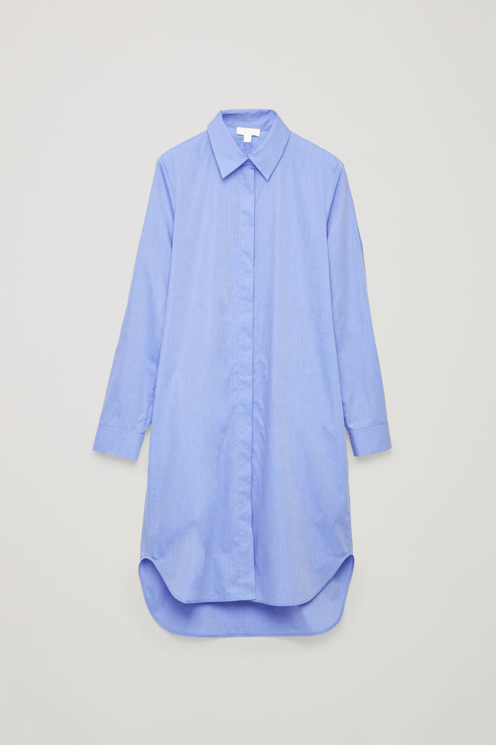 FIL-A-FIL COTTON SHIRT DRESS