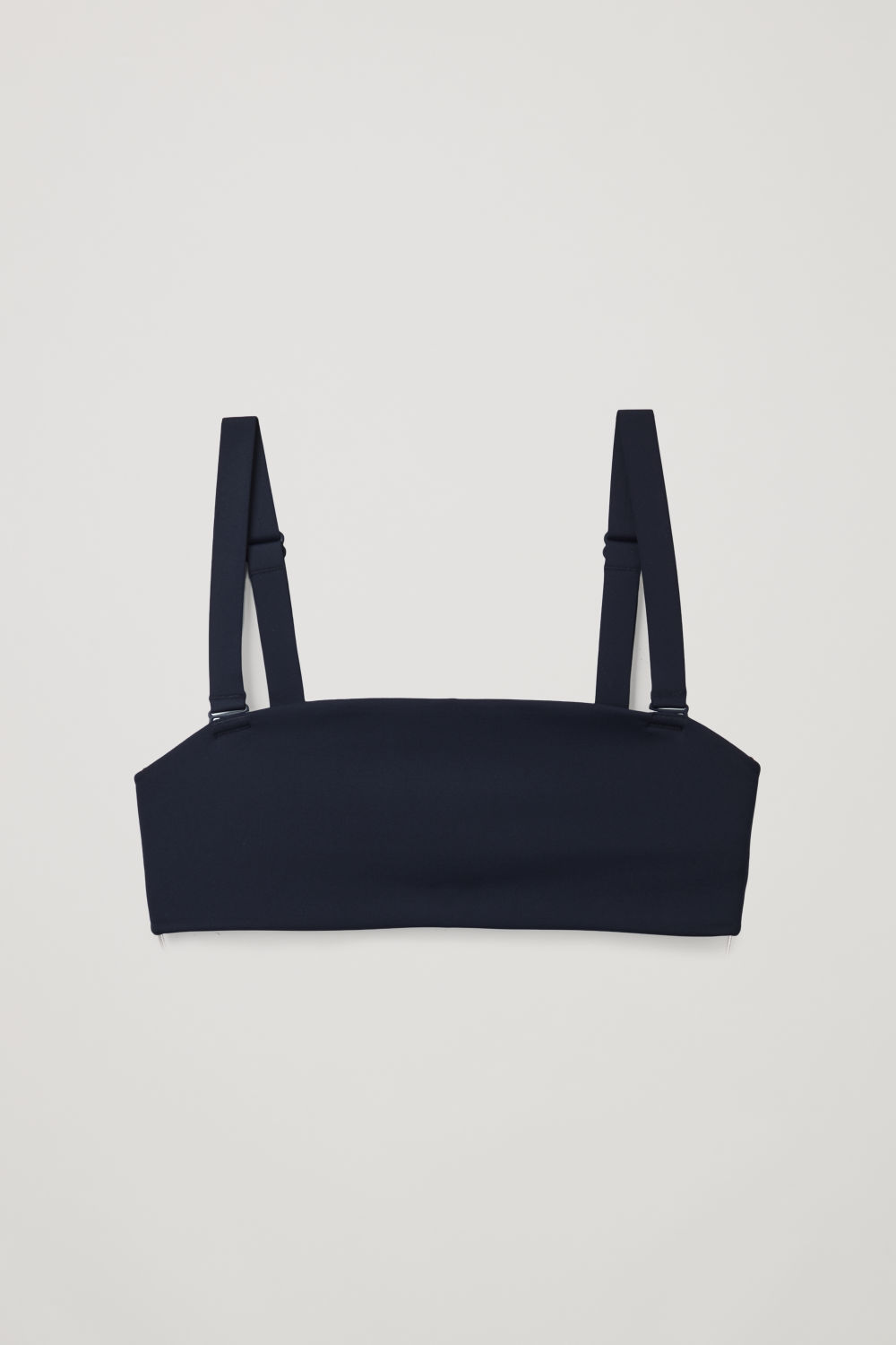 BIKINI TOP WITH REMOVABLE STRAPS