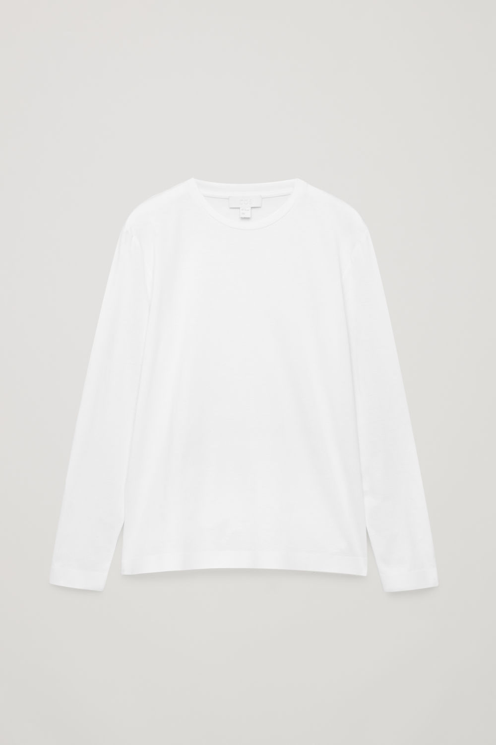 BONDED LONG-SLEEVED TOP