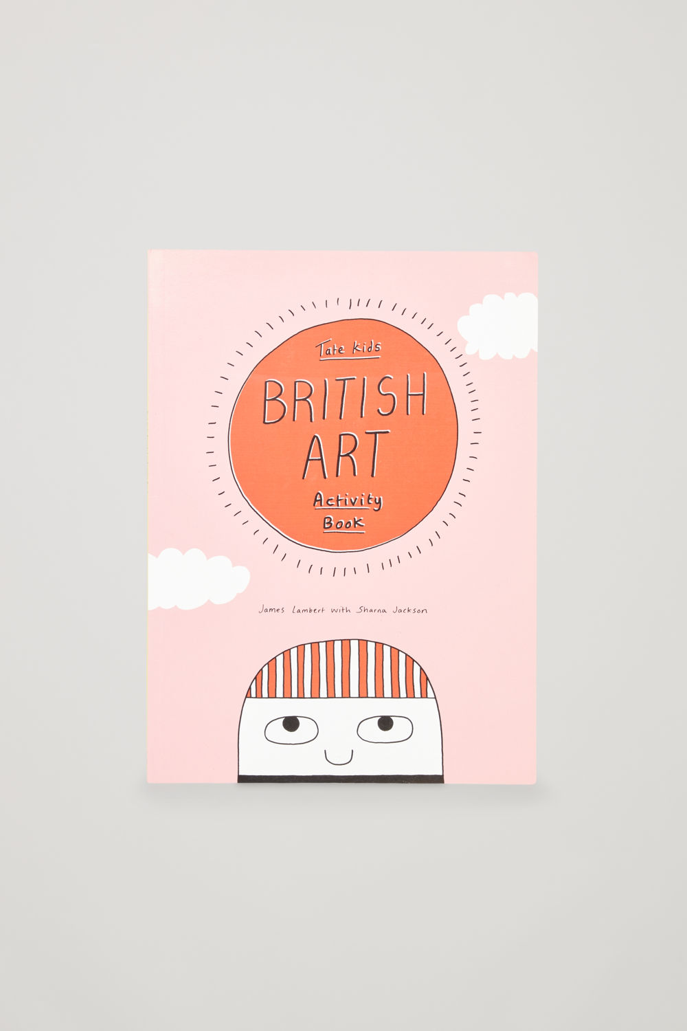 BRITISH ART ACTIVITY BOOK