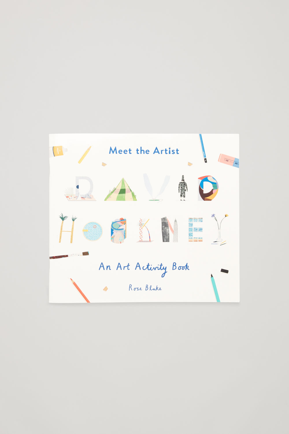 MEET THE ARTIST BOOK