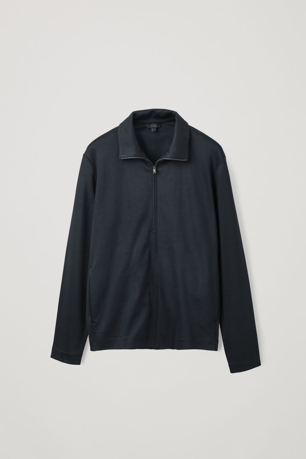 HIGH-NECK COTTON JACKET