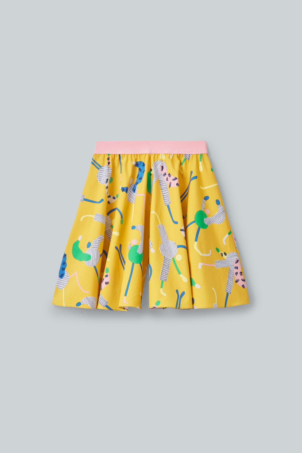 ILLUSTRATED CULOTTES