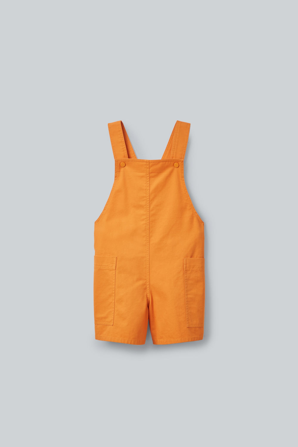 DUNGAREES WITH LARGE POCKETS