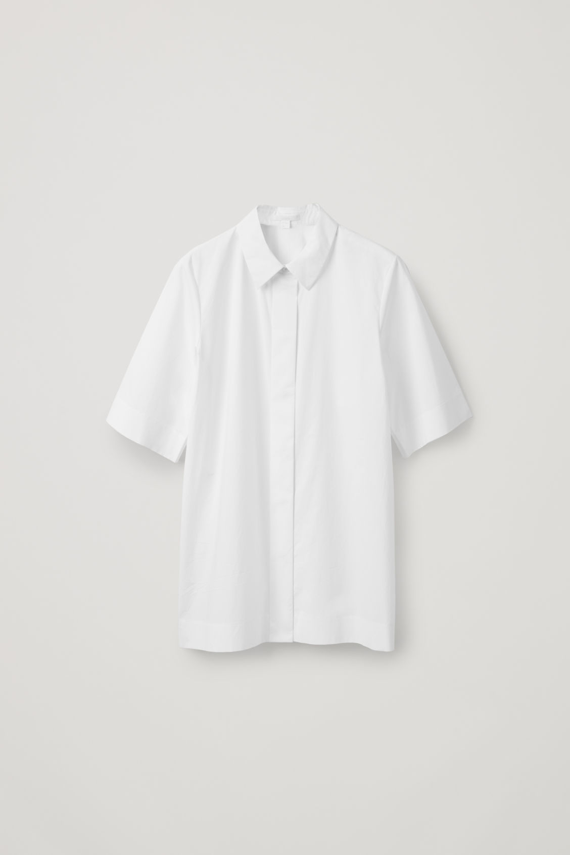 Front image of Cos  in white