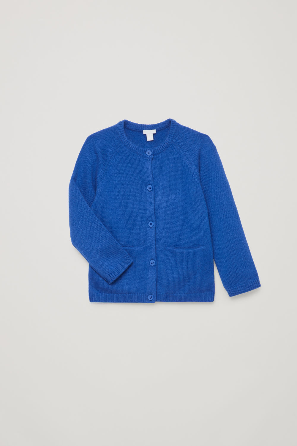 CASHMERE CARDIGAN WITH POCKETS