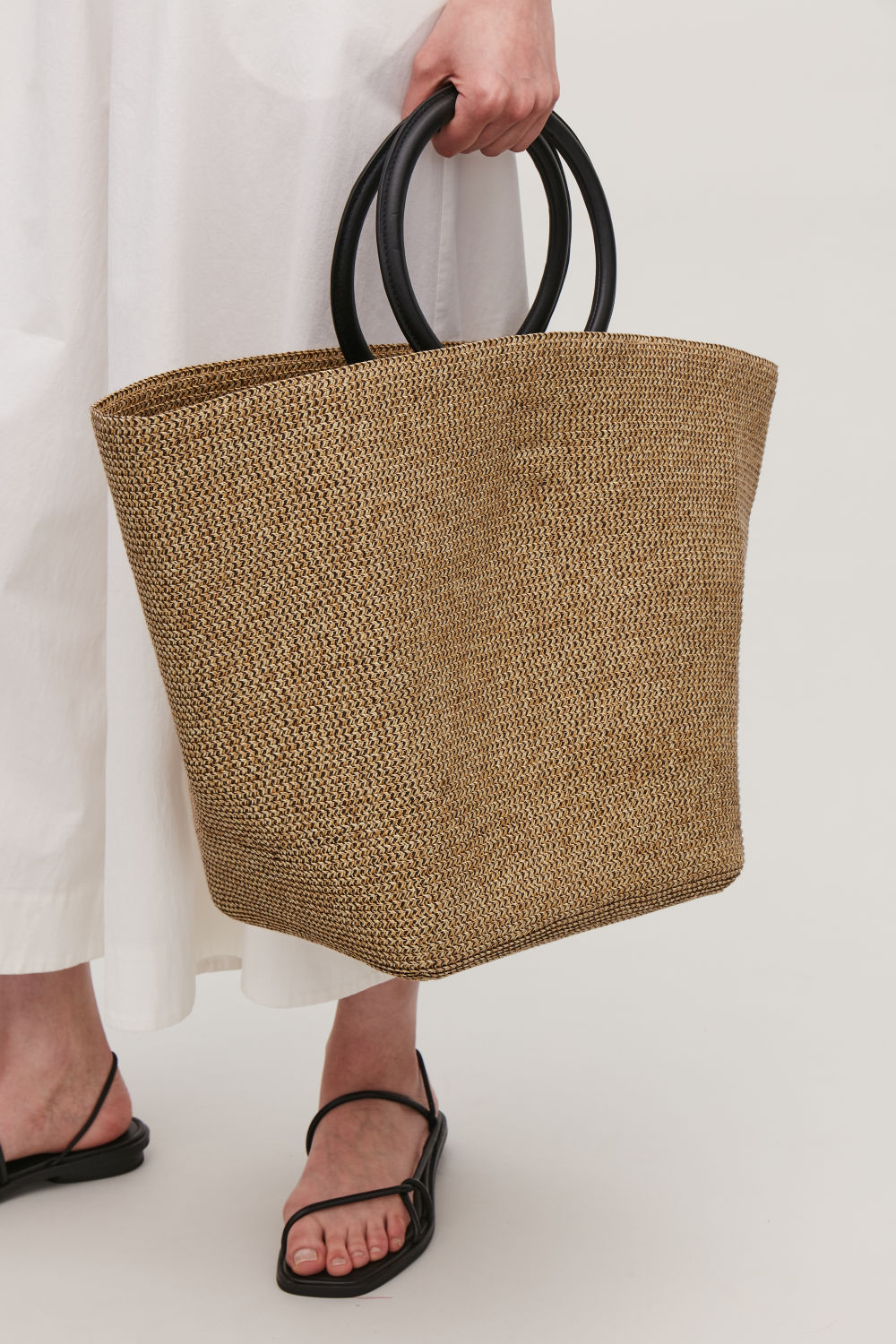 cafdc69df8f8 STRAW BASKET BAG STRAW BASKET BAG